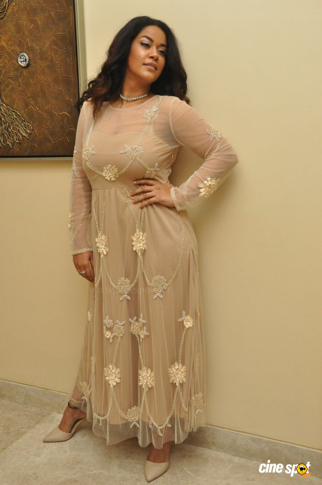 Mumaith Khan at Kalamandir Foundation 7th Anniversary Celebrations (7)