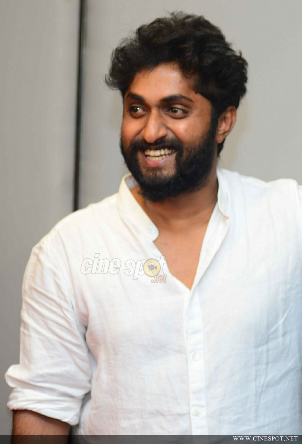 Dhyan Sreenivasan at Love Action Drama Title Launch (5)