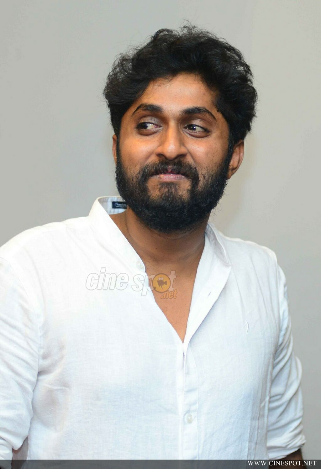 Dhyan Sreenivasan at Love Action Drama Title Launch (6)