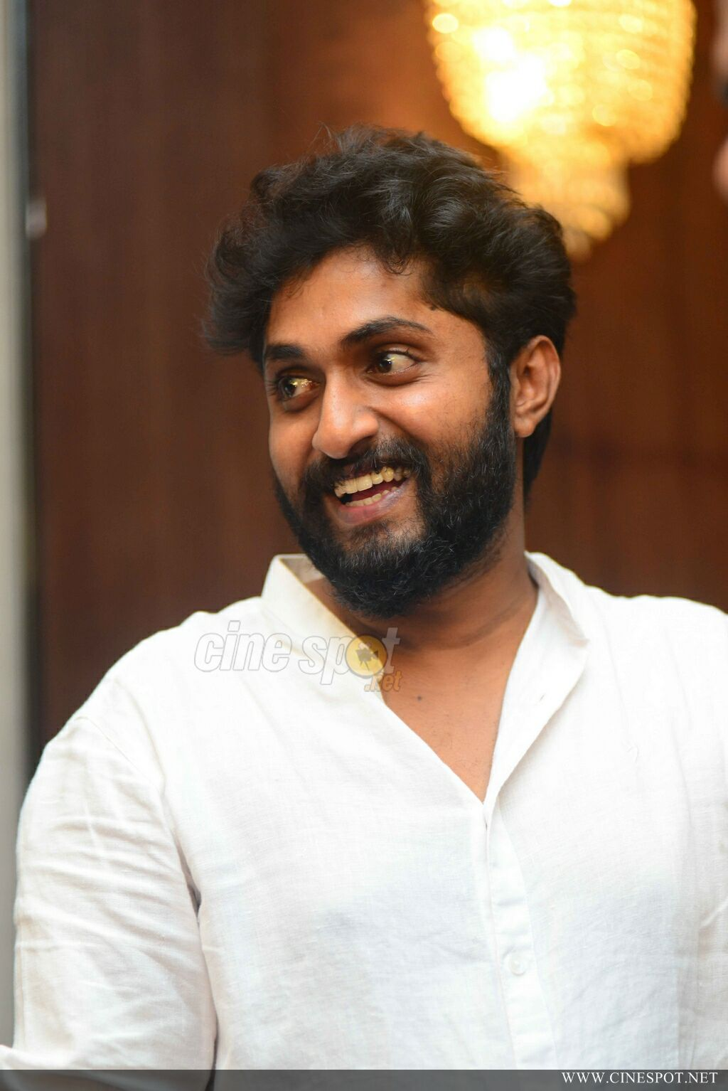 Dhyan Sreenivasan at Love Action Drama Title Launch (7)