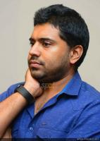 Nivin Pauly at Love Action Drama Title Launch (15)