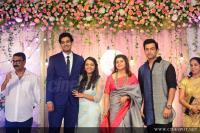 Director VK Prakash Daughter Kavya Wedding Reception photos