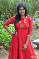 Hebah Patel at Vinnaithandi Vantha Angel Audio Launch (8)