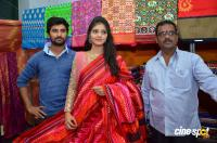 Rendu Rellu Aaru Team Launches Pochampally IKAT Mela (16)