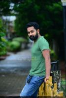 Asif Ali at Thrissivaperoor Kliptham Promo Meet (2)