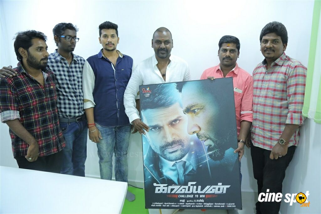 Kaaviyyan Motion Poster Launch (7)