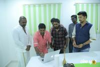 Raghava Lawrence Launches Vaadu Osthadu Motion Poster (4)