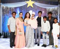 Sridevi Vijaykumar Daughter Baby Rupikaa 1st Year Birthday Celebration Photos