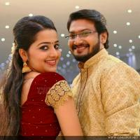 Samskruthy Shenoy Engagement Photos