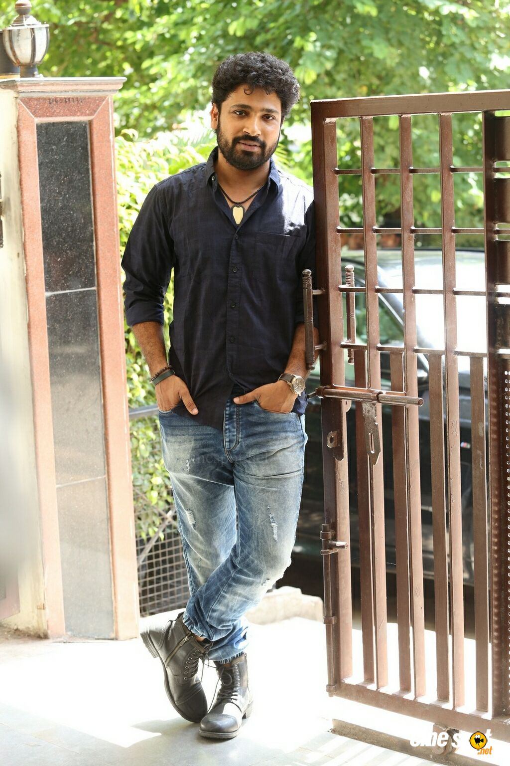 Darshakudu Hero Ashok Bandreddi Interview Photos (38)