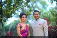 Director Basil Joseph Engagement Photos