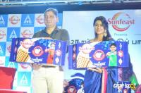 Sneha Launches Sunfeast Biscuits Photos