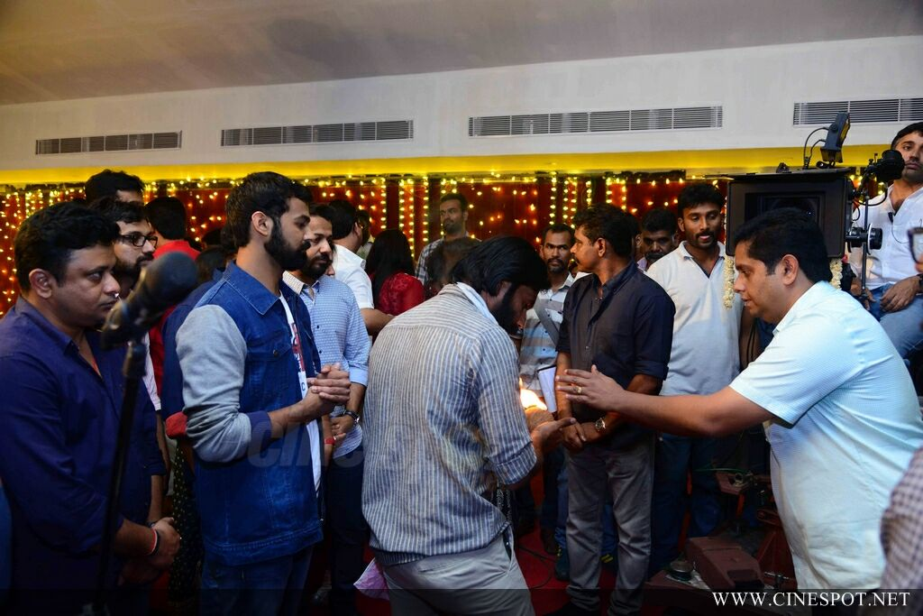 Aadhi Movie First Scenes Started (15)
