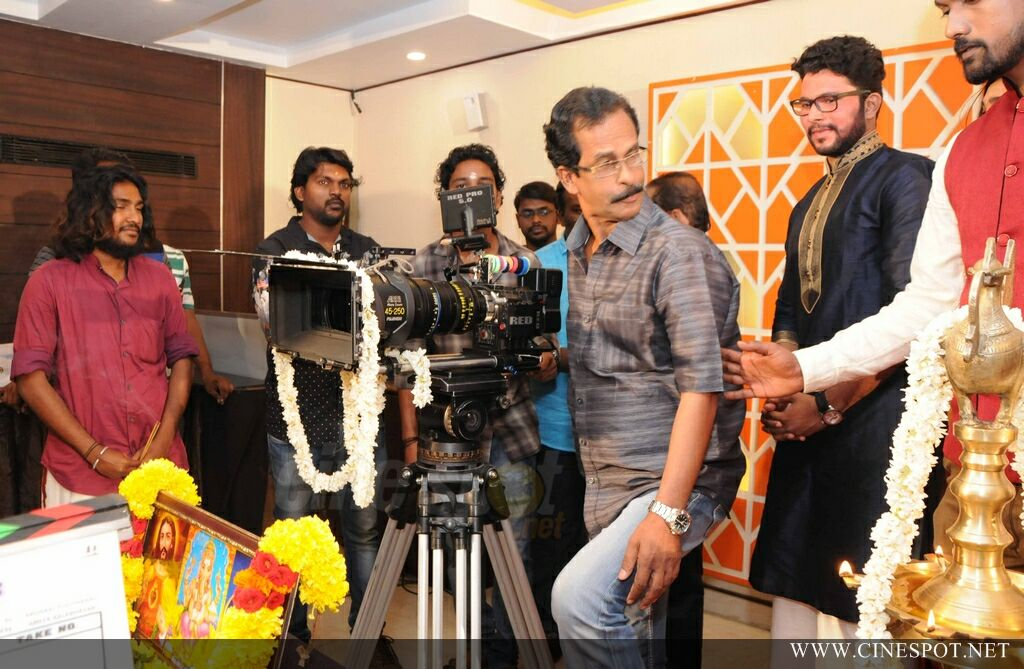 Violet Pookkal Malayalam Movie Pooja (14)