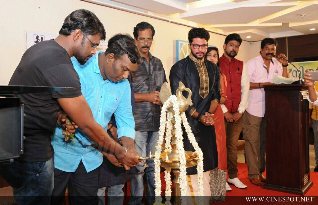Violet Pookkal Malayalam Movie Pooja (8)