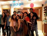Hansika Motwani Birthday Celebrations 2017 (5)
