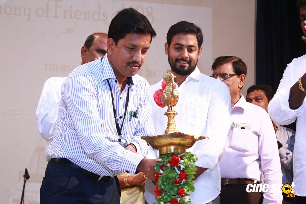 Aari Inaugurates Friends of 108 Club (9)