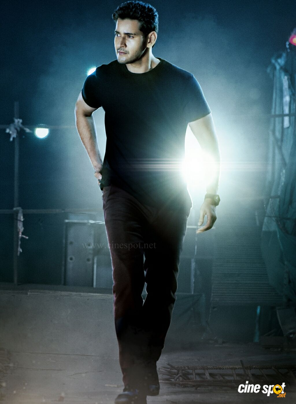 Spyder Movie Mahesh Babu New Look