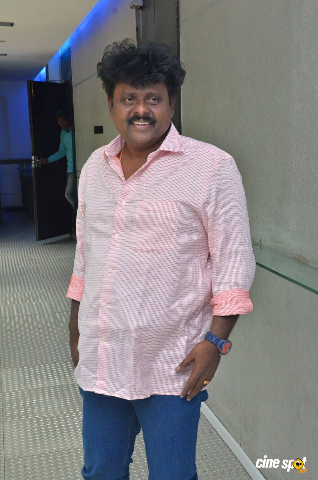 Actor GM Sundar Press Meet Stills (7)