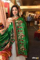 Lipsa Mishra Inaugurates Silk India Expo (6)