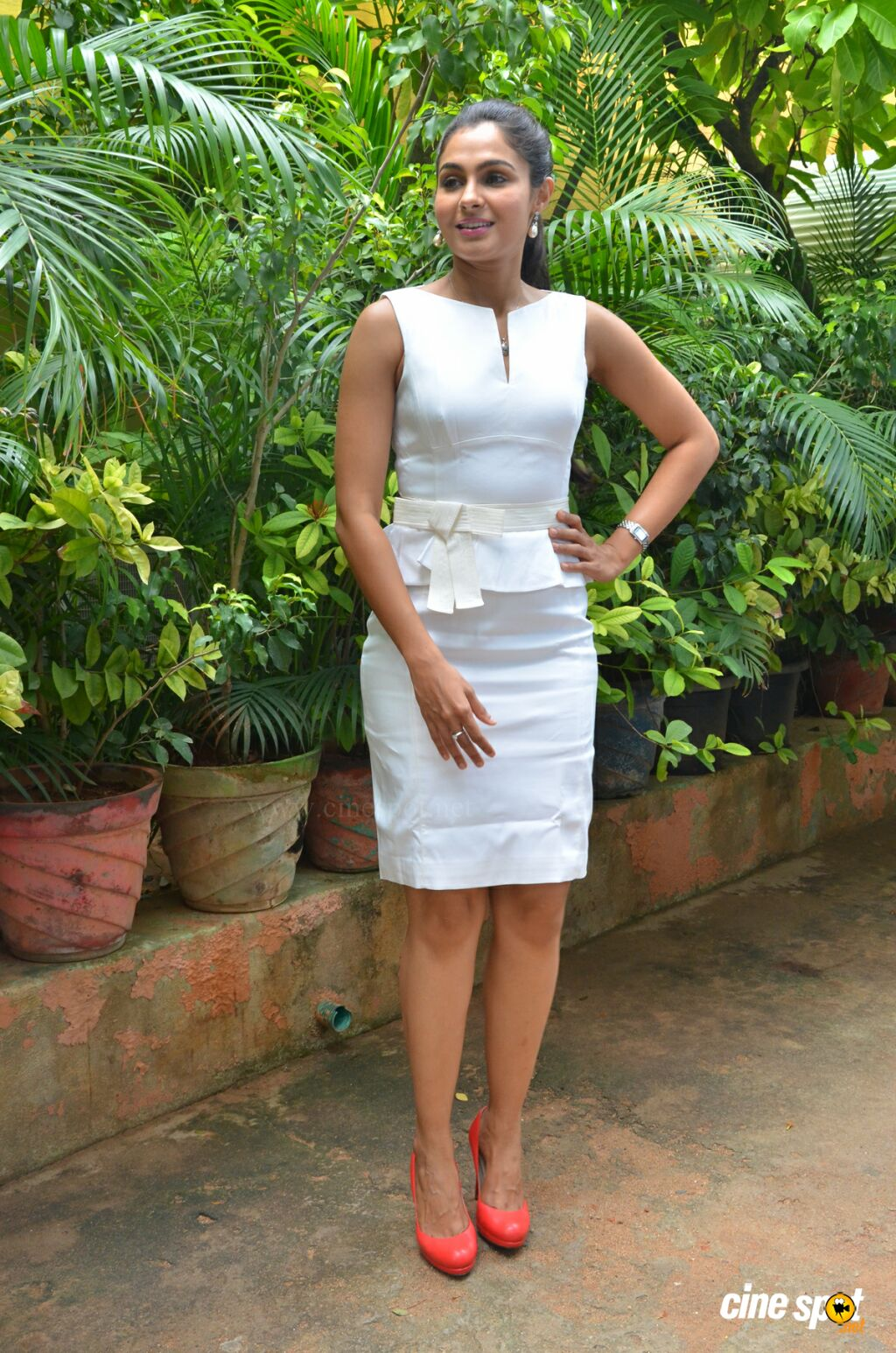 Andrea Jeremiah at Taramani Success Meet (13)