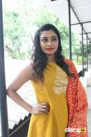 Anisha Xavier at Pichuva Kaththi Team Interview (15)