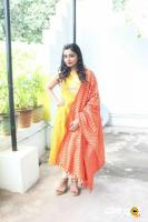Anisha Xavier at Pichuva Kaththi Team Interview (7)