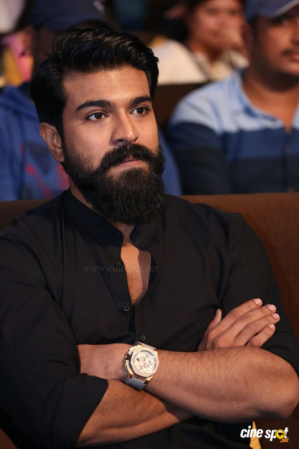 Ram Charan at Sye Raa Narasimha Reddy Motion Poster Launch (4)