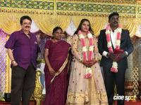 Director Ananda Krishnan Marriage Reception Photos