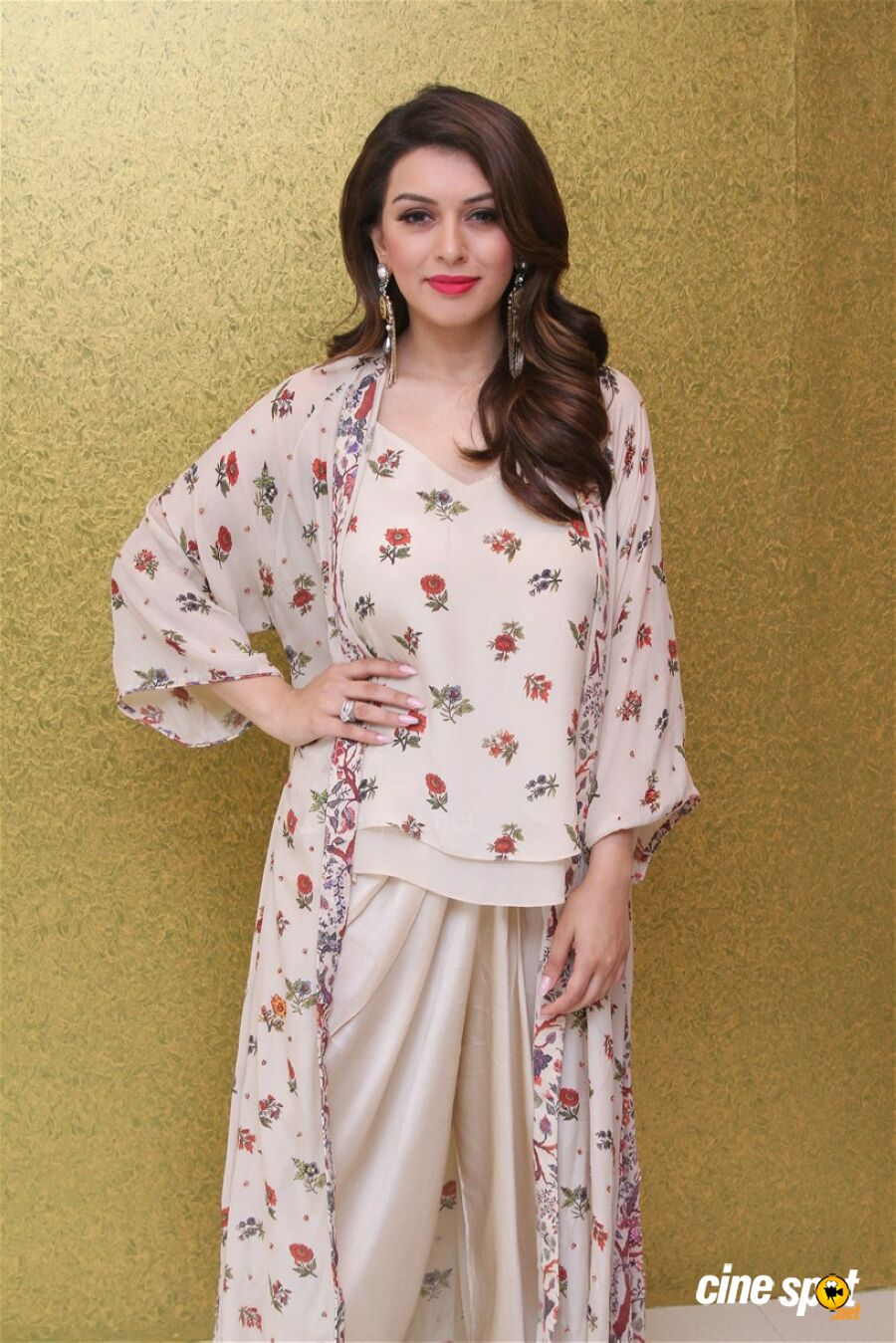 Hansika at Toni & Guy Essensuals Salon Launch (5)