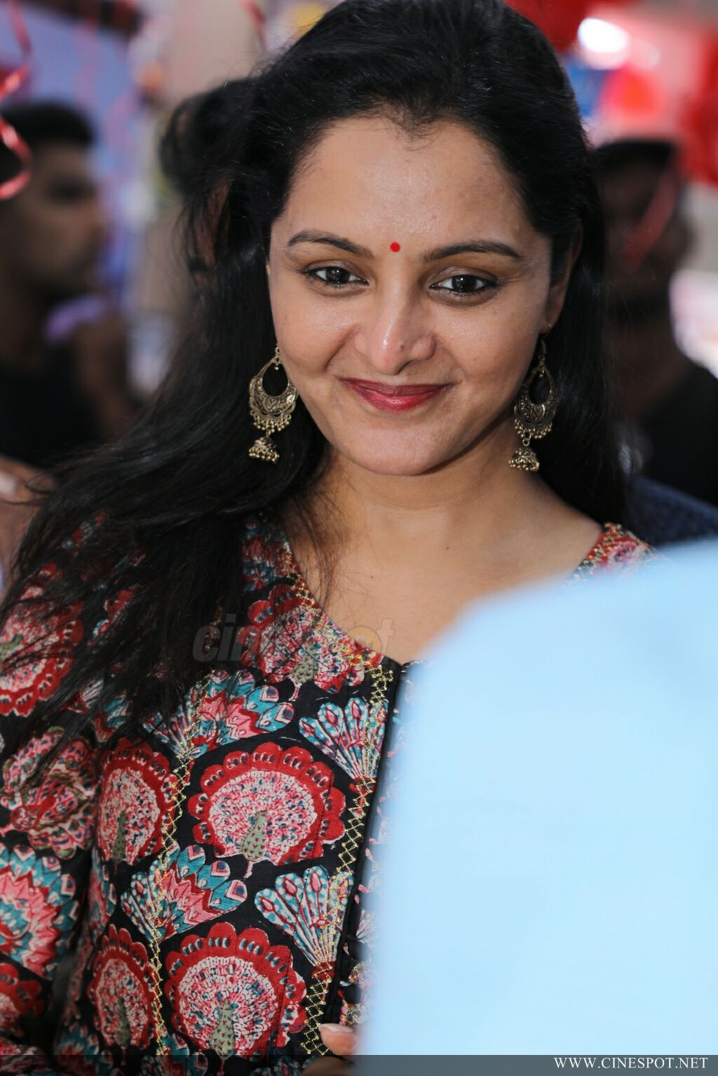 Manju Warrier At Sony Showroom Inauguration (15)
