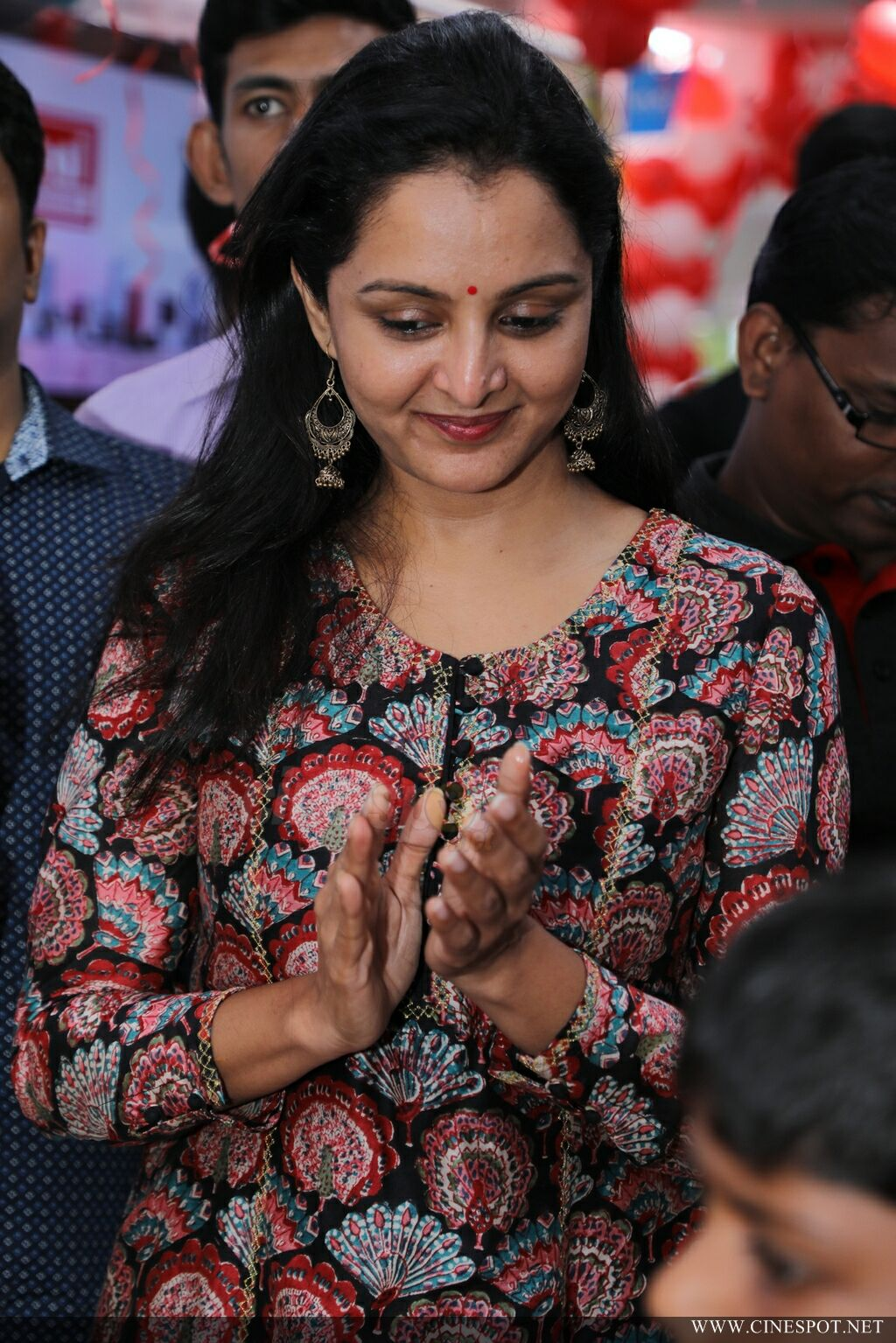 Manju Warrier At Sony Showroom Inauguration (17)