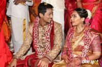 Vishal Sister Aishwarya Wedding Photos