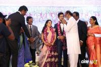 Vishal Sister Aishwarya's Wedding Reception (23)