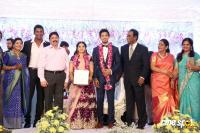 Vishal Sister Aishwarya's Wedding Reception (25)