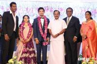 Vishal Sister Aishwarya's Wedding Reception (26)