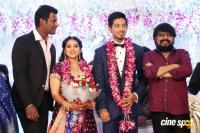 Vishal Sister Aishwarya's Wedding Reception (28)