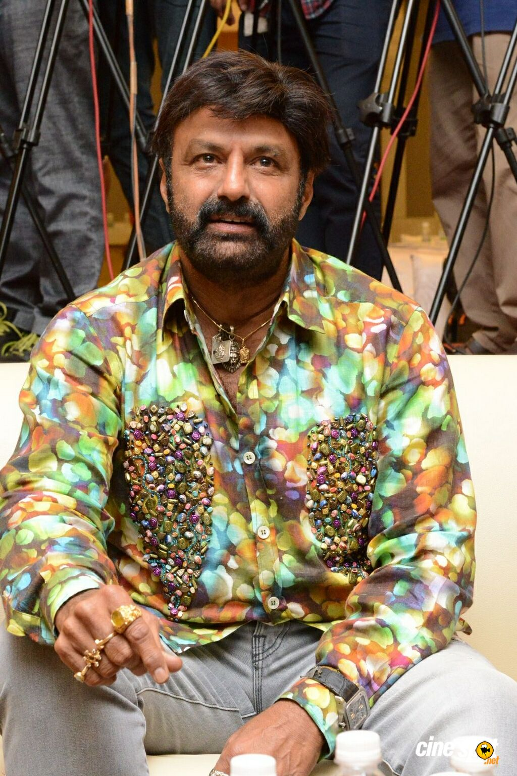 Balakrishna at Paisa Vasool Audio Success Meet (2)