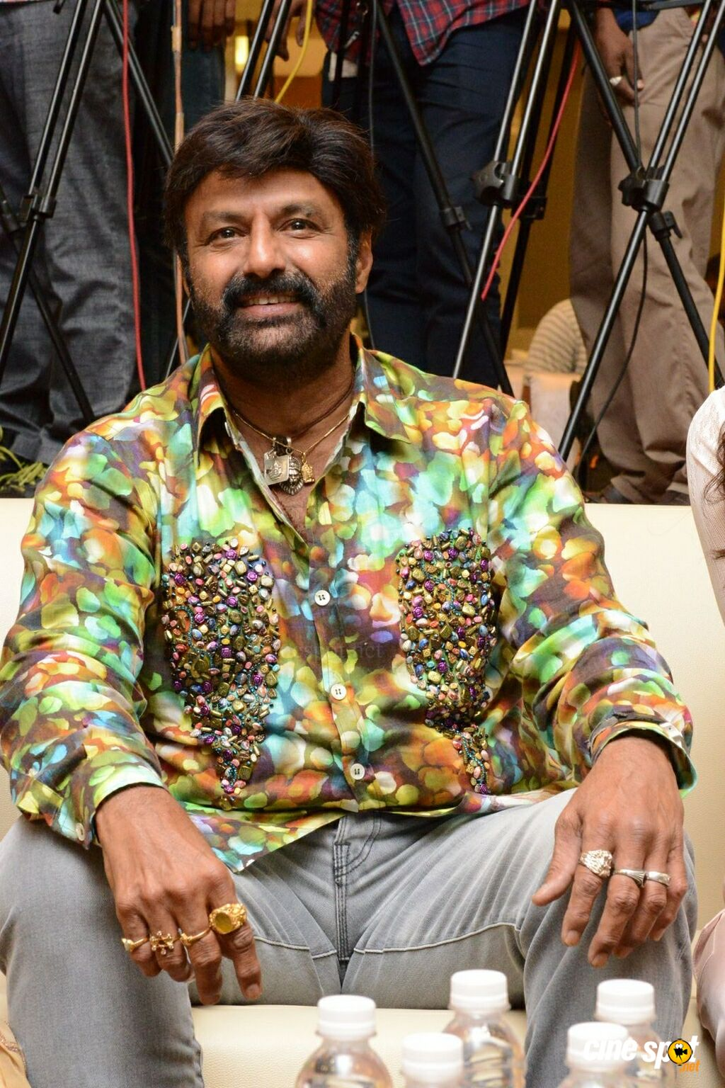 Balakrishna at Paisa Vasool Audio Success Meet (3)