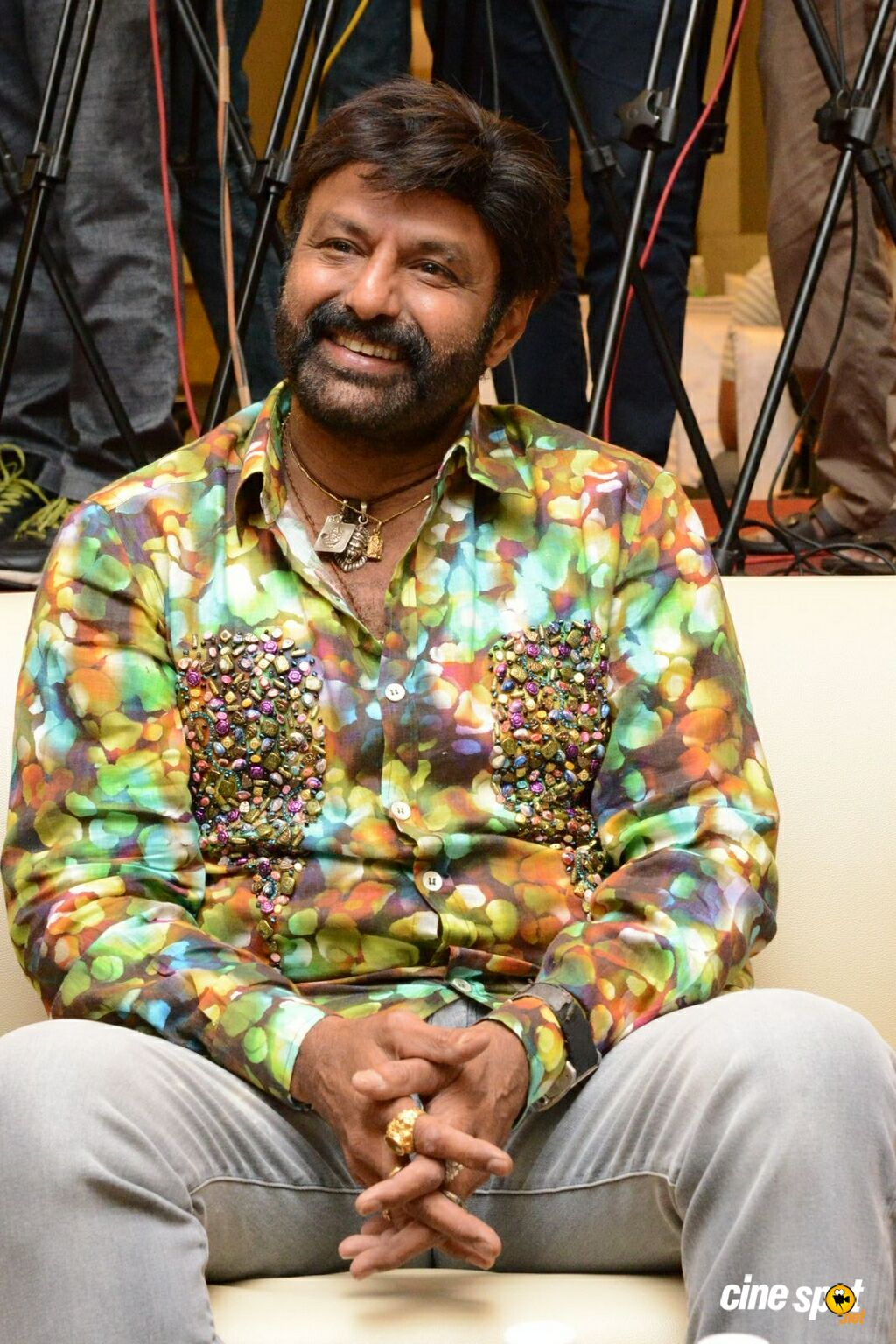 Balakrishna at Paisa Vasool Audio Success Meet (4)