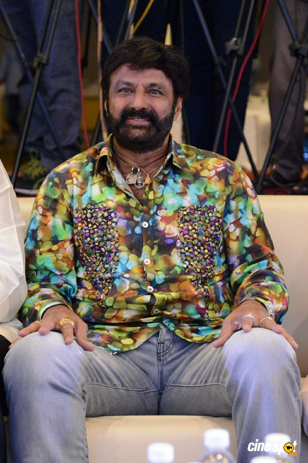 Balakrishna at Paisa Vasool Audio Success Meet (9)