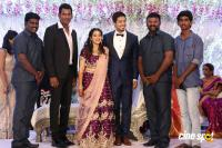 Aishwarya Reddy Wedding Reception Stills (107)