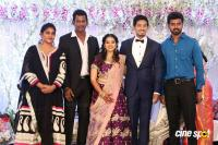 Aishwarya Reddy Wedding Reception Stills (108)