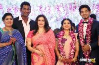Aishwarya Reddy Wedding Reception Stills (22)