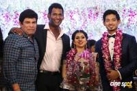 Aishwarya Reddy Wedding Reception Stills (23)