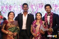 Aishwarya Reddy Wedding Reception Stills (25)