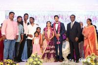Aishwarya Reddy Wedding Reception Stills (3)