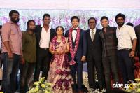 Aishwarya Reddy Wedding Reception Stills (74)