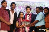 Aishwarya Reddy Wedding Reception Stills (75)