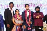 Aishwarya Reddy Wedding Reception Stills (8)